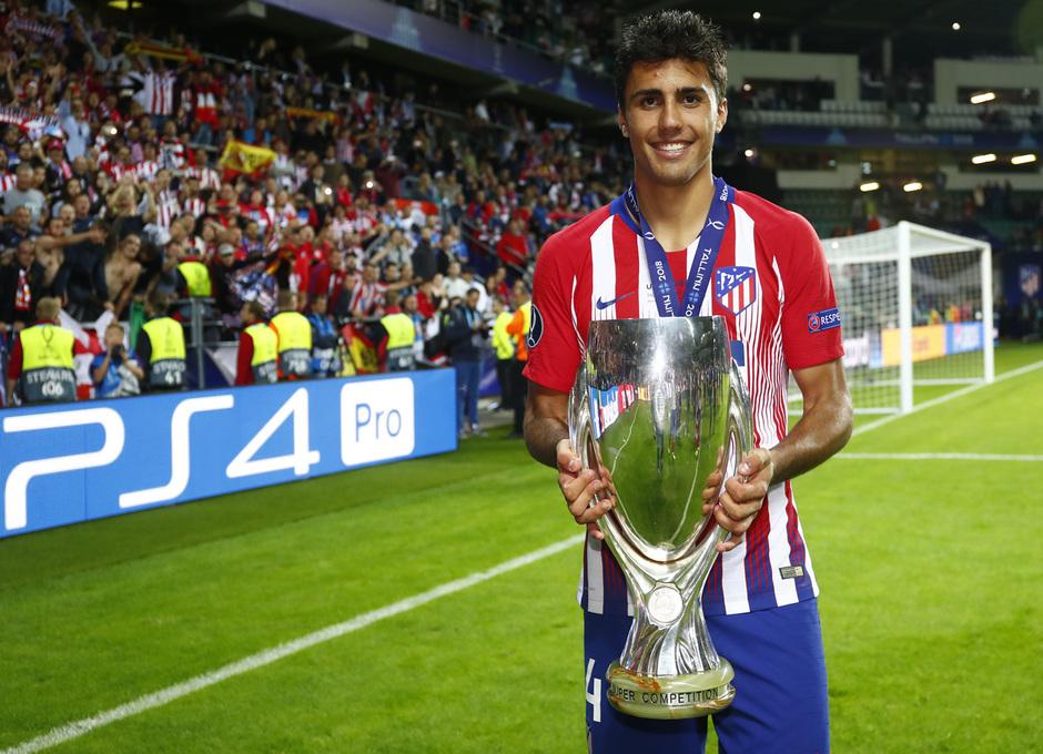 temporada 18/1 | Supercopa de Europa | Rodrigo