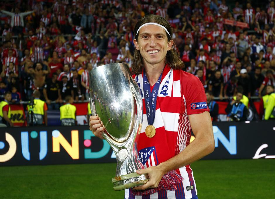 Temporada 2018-2019. Campeones Supercopa | Filipe