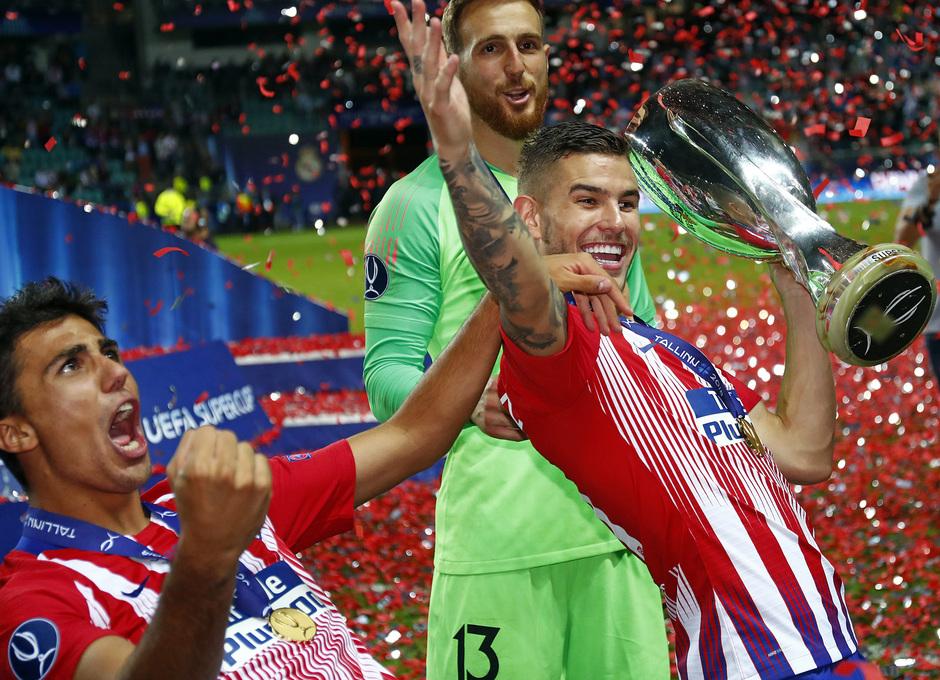 Temporada 2018-2019. Campeones Supercopa | Lucas Rodrigo