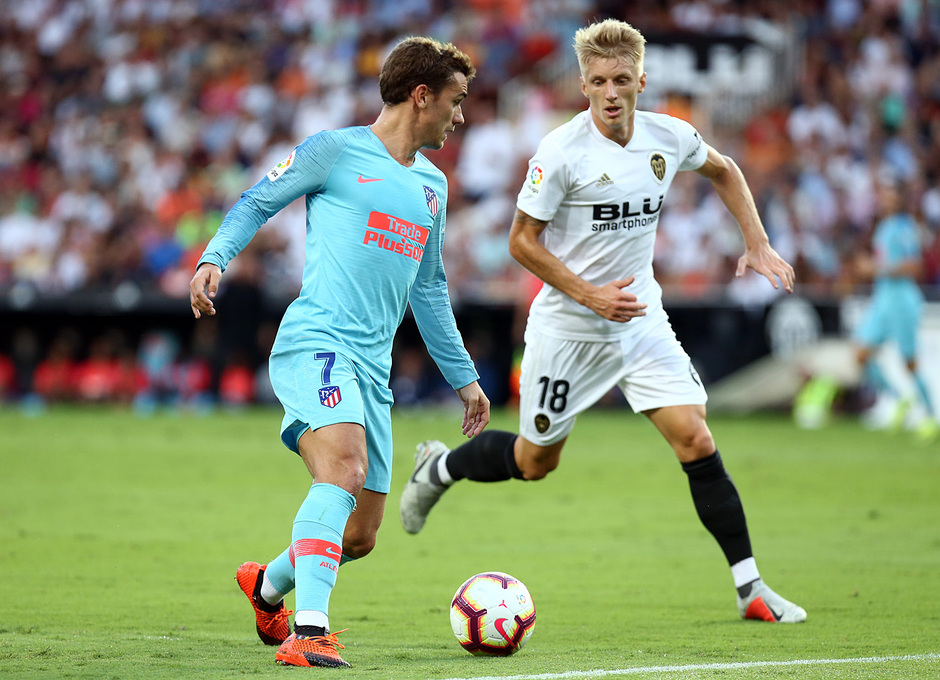 Temp. 18/19 | Valencia - Atlético de Madrid | Griezmann