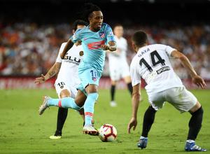 Temp. 18/19 | Valencia - Atlético de Madrid | Gelson