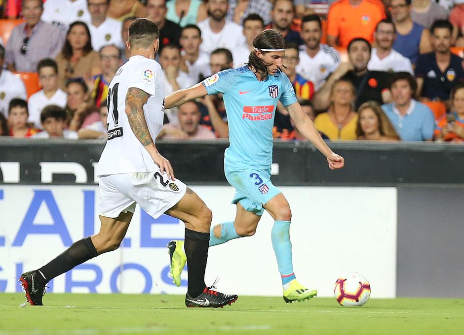 Temp. 18/19 | Valencia - Atlético de Madrid | Filipe Luis