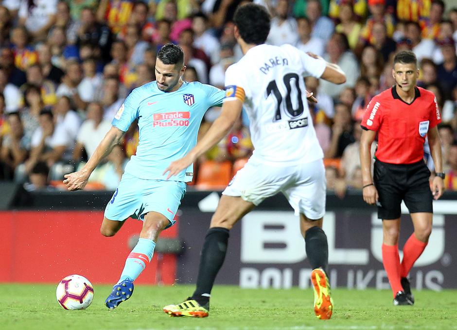 Temp. 18/19 | Valencia - Atlético de Madrid | Vitolo