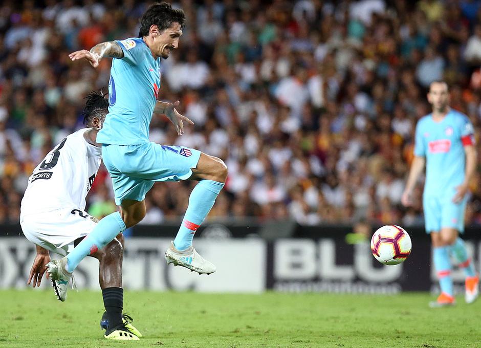 Temp. 18/19 | Valencia - Atlético de Madrid | Savic