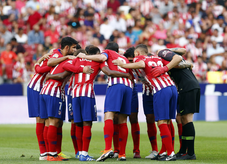 Temporada 2018-2019 |  Atlético de Madrid - Rayo Vallecano | Grupo