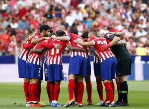 Temporada 2018-2019    Atlético de Madrid - Rayo Vallecano   Grupo