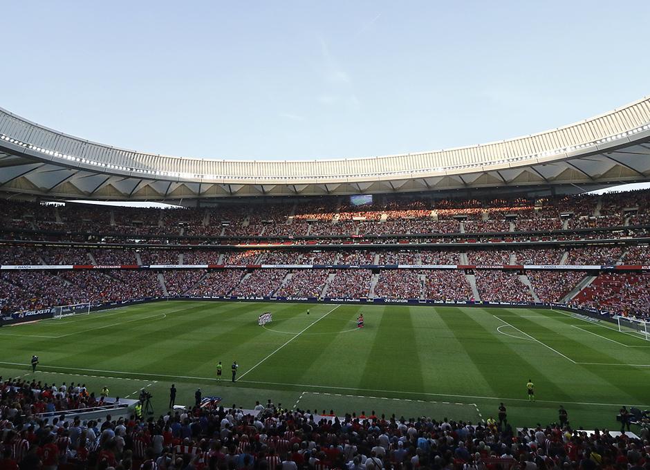 Temporada 2018-2019 |  Atlético de Madrid - Rayo Vallecano