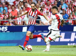 Temporada 2018-2019   Atlético de Madrid - Rayo Vallecano   Juanfran