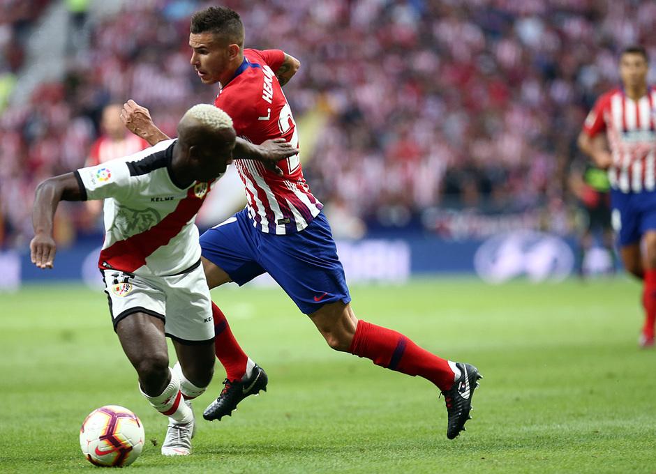 Temporada 2018-2019 | Atlético de Madrid - Rayo Vallecano | Lucas Hernandez
