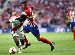 Temporada 2018-2019   Atlético de Madrid - Rayo Vallecano   Lucas Hernandez