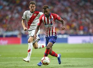Temporada 2018-2019   Atlético de Madrid - Rayo Vallecano   Lemar