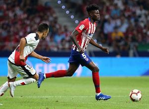 Temporada 2018-2019   Atlético de Madrid - Rayo Vallecano   Thomas