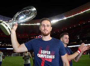 Temporada 2018-2019 | Celebración Supercopa de Europa | Oblak