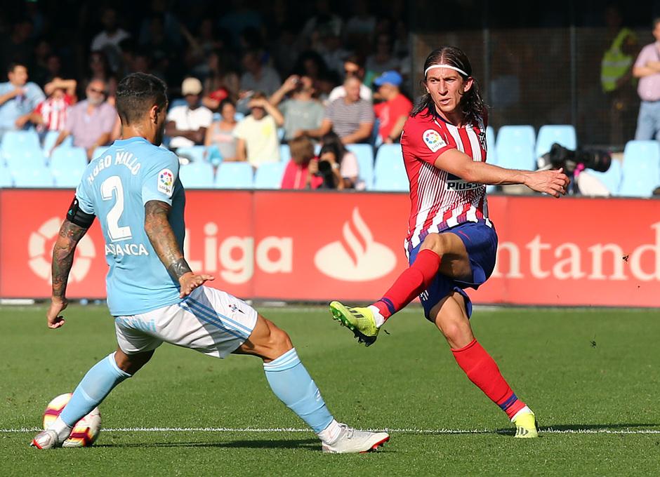 Temporada 2018-2019 | Celta - Atlético de Madrid | Filipe Luis