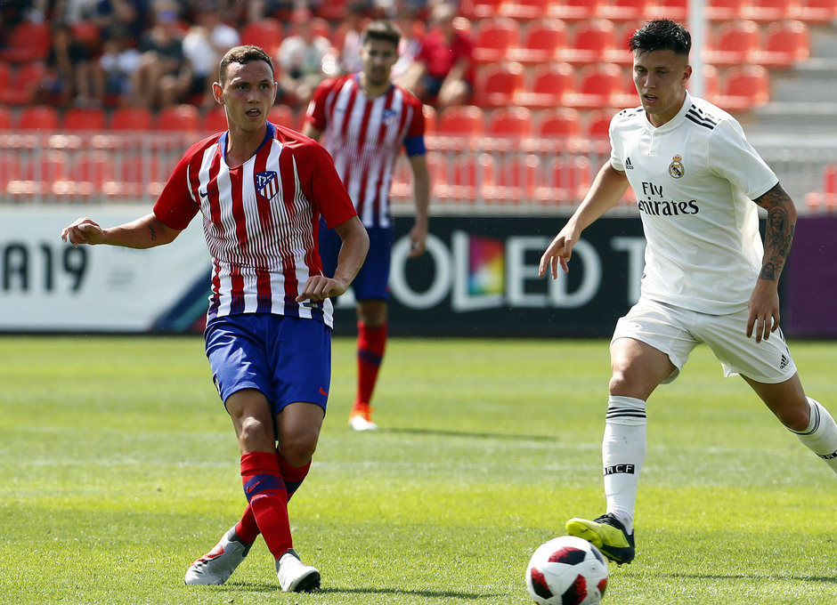 Temp. 18-19 | Atlético de Madrid B - Real Madrid Castilla | Mikel Carro