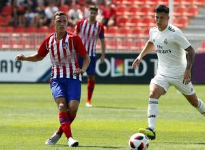 Temp. 18-19 | Atlético de Madrid B - Real Madrid Castilla | Mikel Carro
