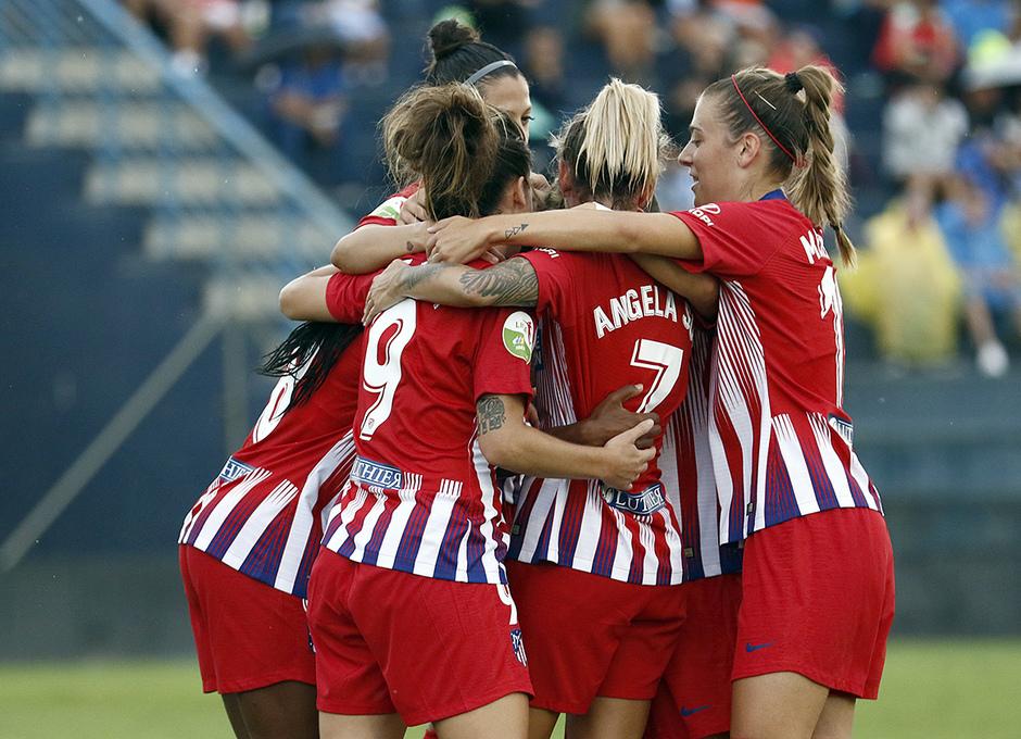 Temporada 2018-2019 | Málaga CF Femenino - Atlético de Madrid Femenino | Grupo