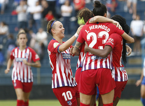 Temporada 2018-2019   Málaga CF Femenino - Atlético de Madrid Femenino   grupo