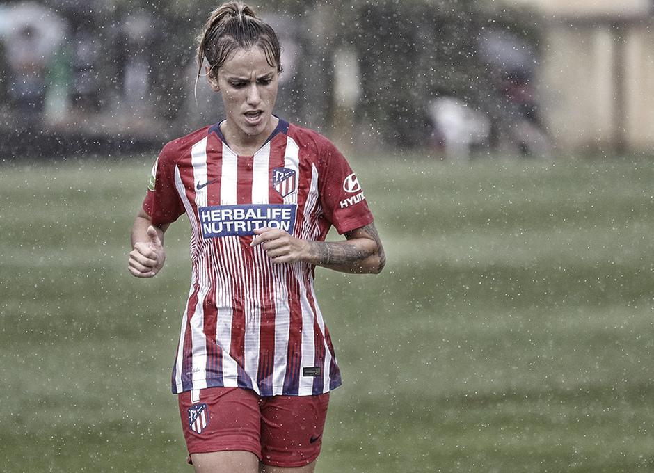 Temporada 2018-2019 | La otra mirada | Málaga CF Femenino - Atlético de Madrid Femenino | Ángela Sosa