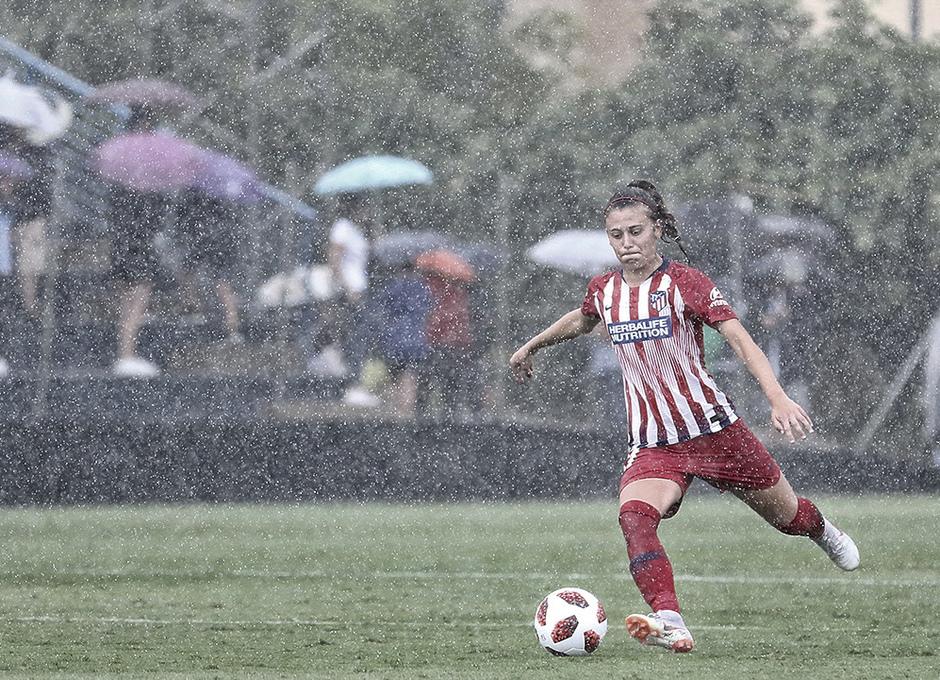 Temporada 2018-2019 | La otra mirada | Málaga CF Femenino - Atlético de Madrid Femenino | Carmen Menayo
