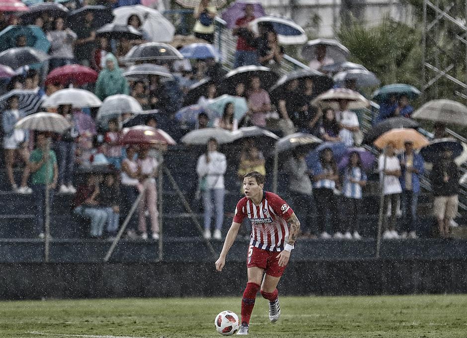 Temporada 2018-2019 | La otra mirada | Málaga CF Femenino - Atlético de Madrid Femenino | Elena Linari