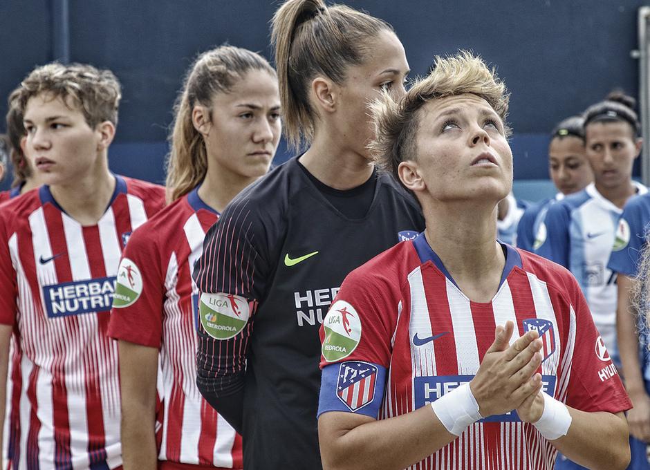 Temporada 2018-2019 | La otra mirada | Málaga CF Femenino - Atlético de Madrid Femenino | Amanda