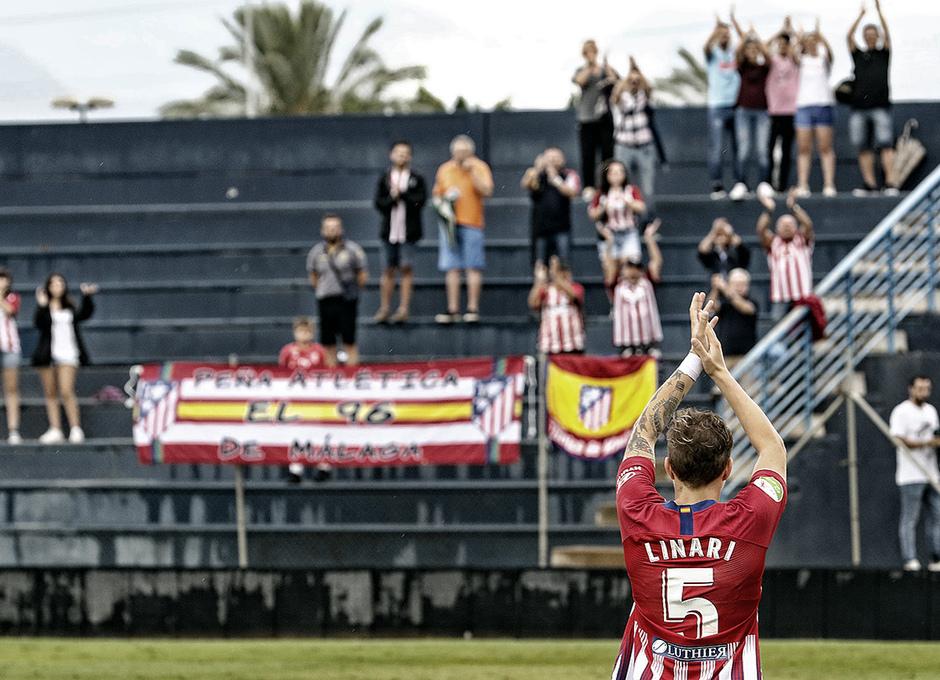 Temporada 2018-2019 | La otra mirada | Málaga CF Femenino - Atlético de Madrid Femenino | Linari, afición
