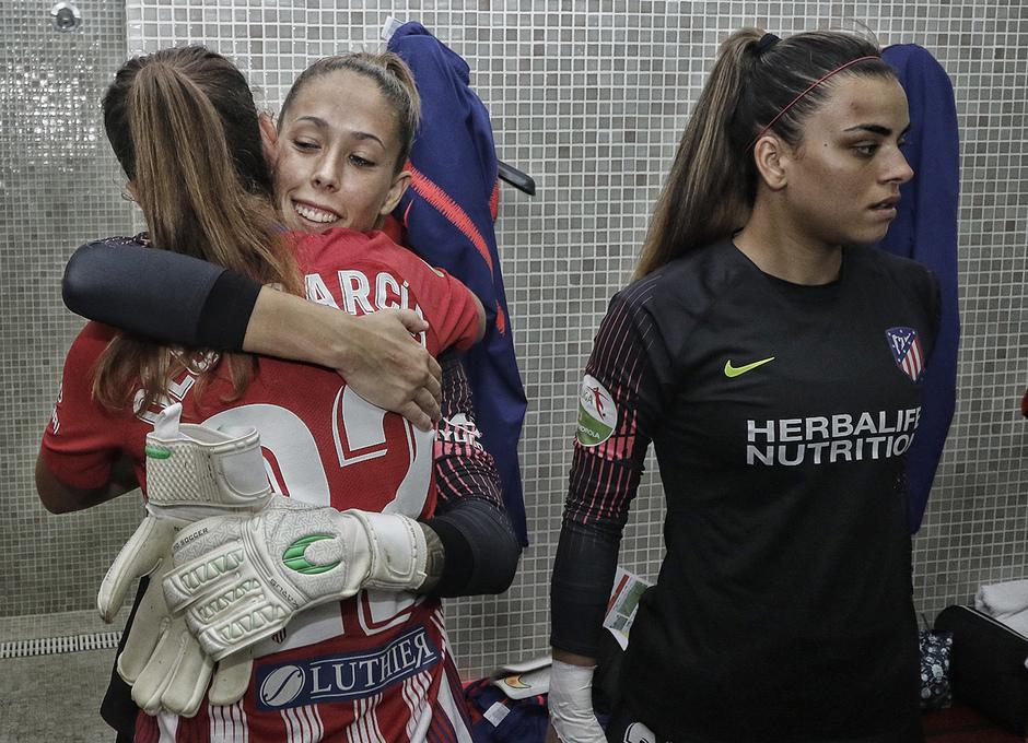 Temporada 2018-2019 | La otra mirada | Málaga CF Femenino - Atlético de Madrid Femenino | Lola y Olga