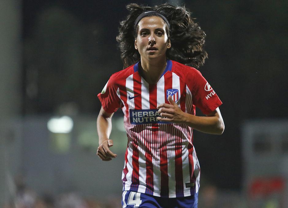Temporada 2018-2019 | Atlético de Madrid Femenino - Manchester City Femenino | Dolores Da Silva