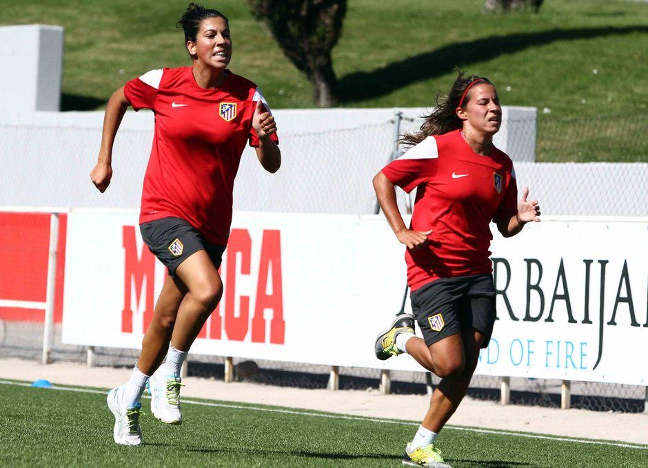 Temporada 2012-2013. Marta Carro y Pisco durante la prueba de resistencia