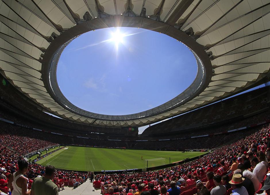 Temporada 18/19 | Atlético de Madrid - Eibar | Wanda Metropolitano
