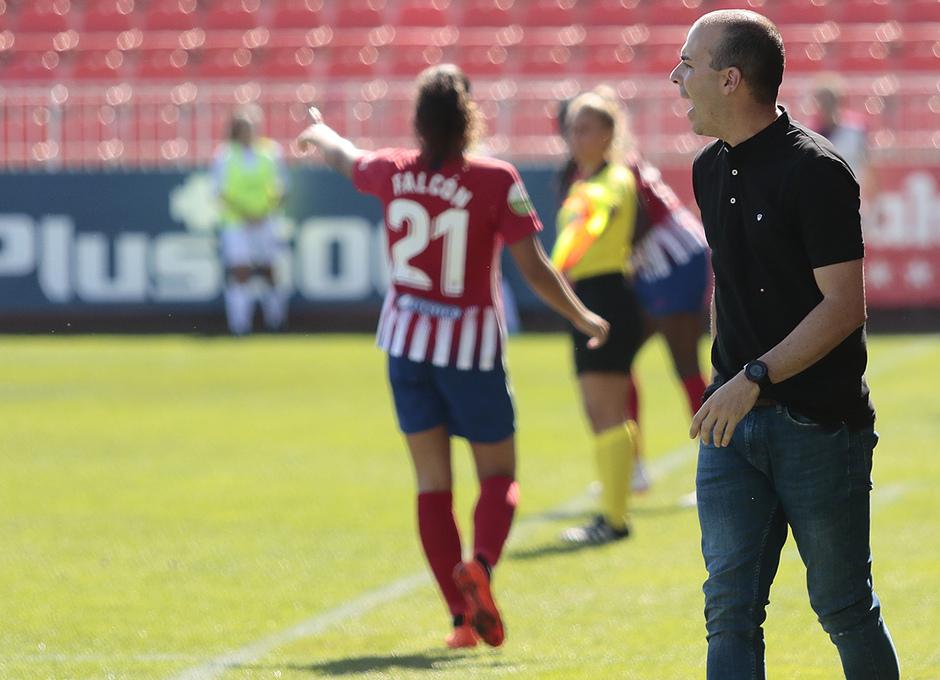 Temporada 2018-2019 | Atlético de Madrid Femenino - Logroño | José Luis Sánchez Vera