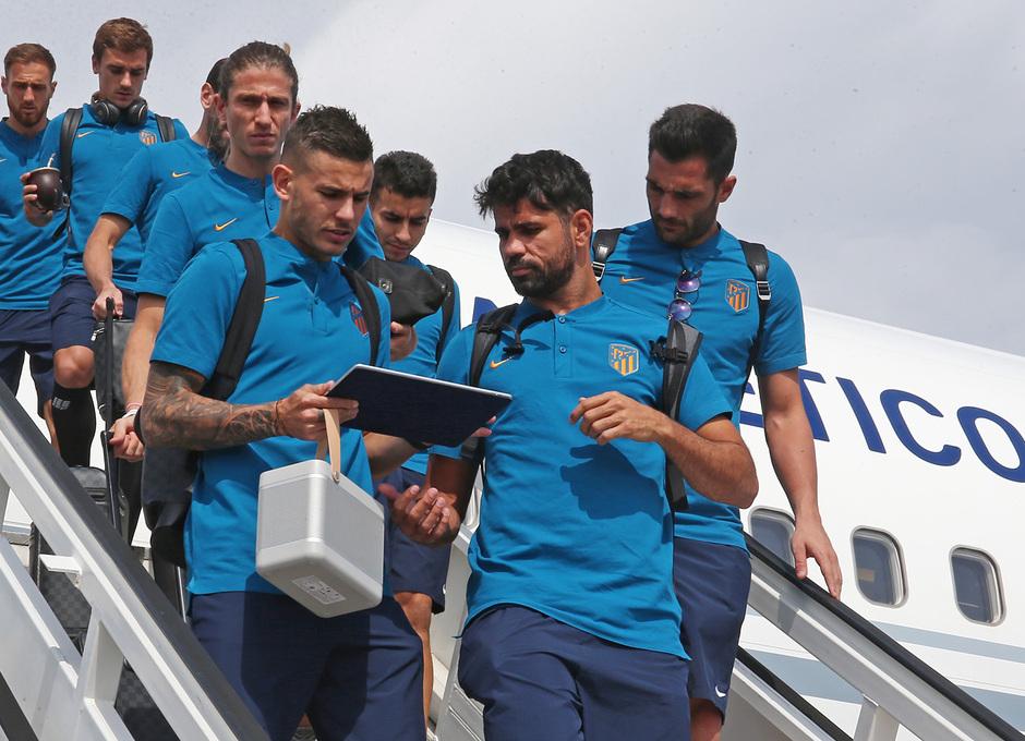 Temporada 2018-2019 | Llegada a Mónaco | Grupo