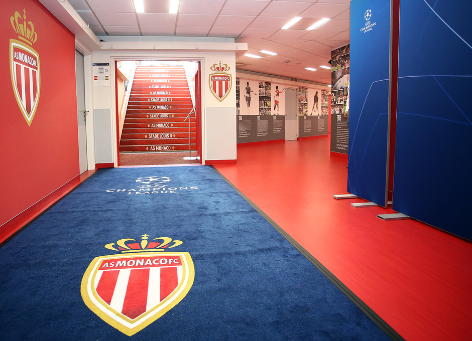 Temp. 18-19 | Estadio Louis II de Monaco | Champions League |