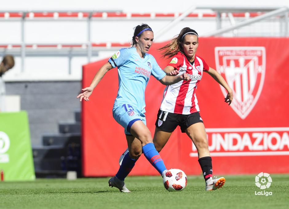 Temporada 18/19   Liga Iberdrola   Athletic Club - Atlético de Madrid   Meseguer