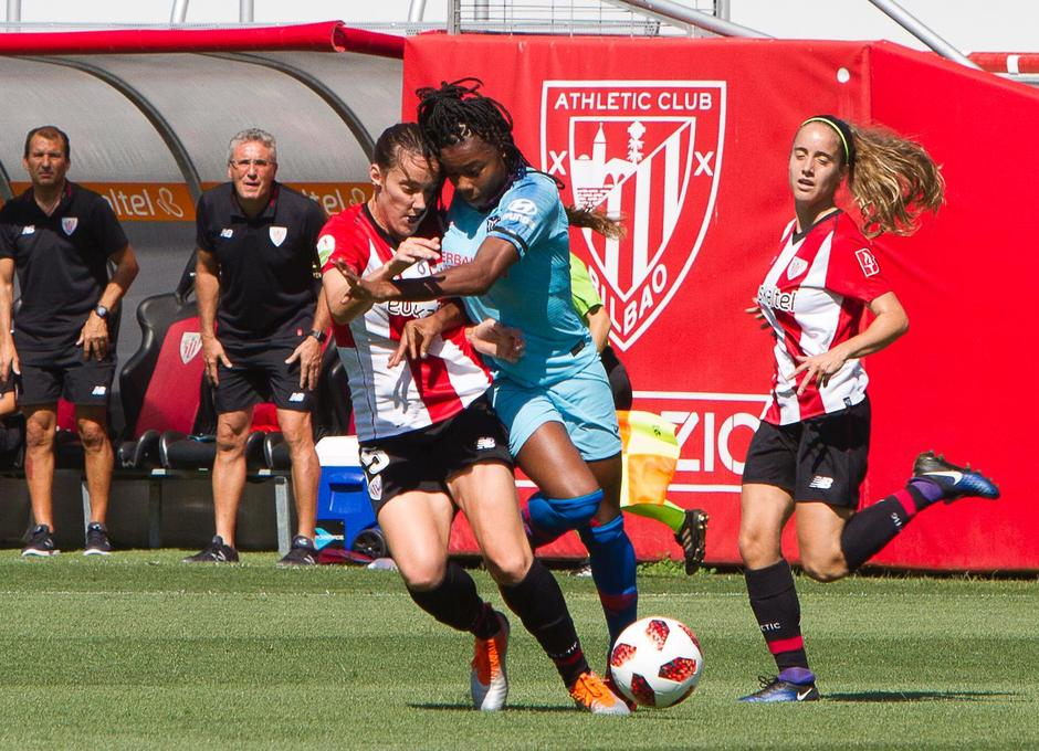 Temporada 18/19 | Athletic Club - Atlético de Madrid Femenino | Foto: ATH