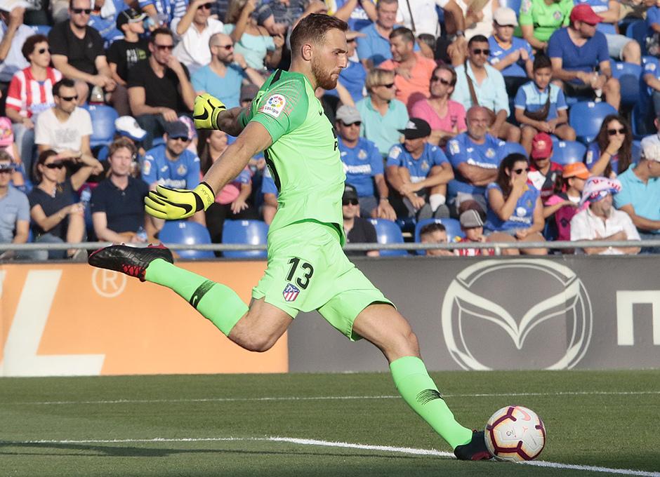 Temporada 2018-2019 | Getafe - Atlético de Madrid | Oblak
