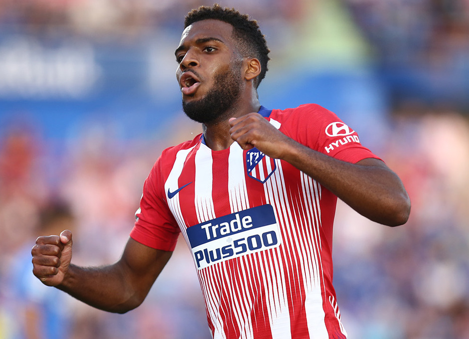 Temporada 2018-2019 | Getafe - Atlético de Madrid | Lemar