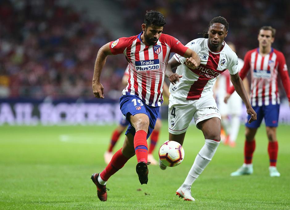 Temporada 2018-2019 | Atlético de Madrid- SD Huesca | Diego Costa