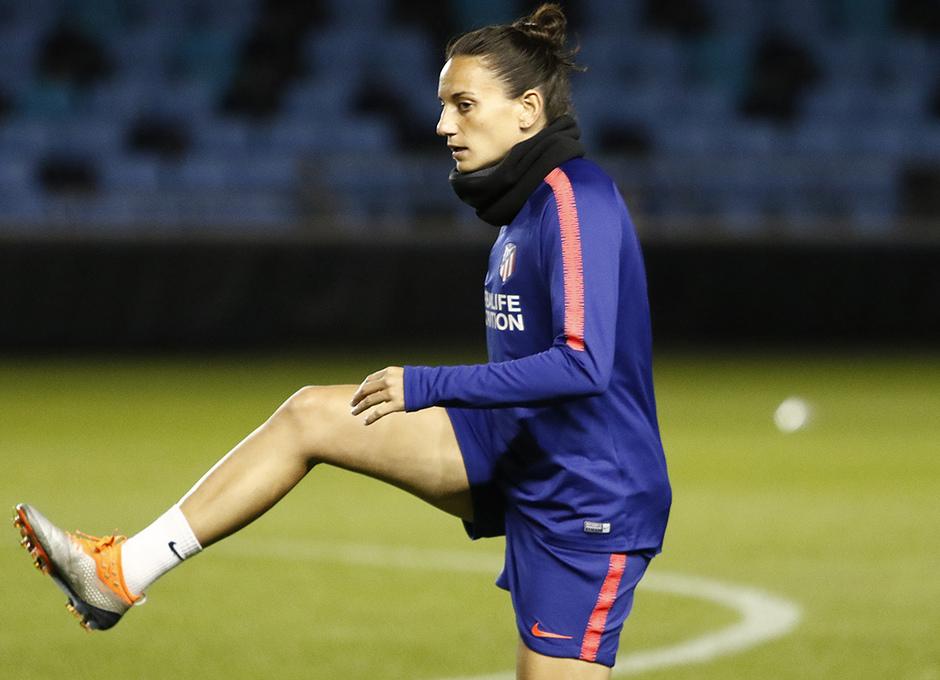 Temporada 18/19 | Entrenamiento en el Academy Stadium del Atleti Femenino | Kaci