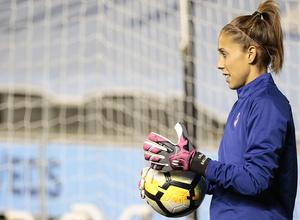 Temporada 18/19 | Entrenamiento en el Academy Stadium del Atleti Femenino | Lola Gallardo