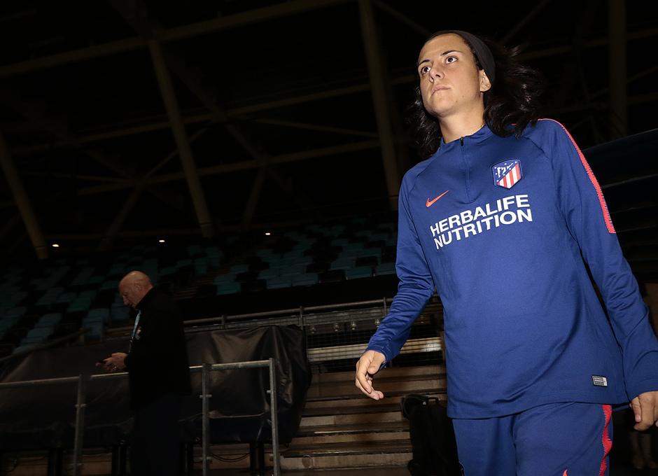 Temporada 18/19 | Entrenamiento en el Academy Stadium del Atleti Femenino | Dolores