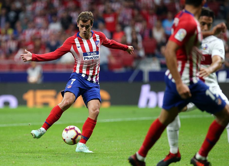 Temporada 2018-2019 | Atlético de Madrid- SD Huesca | Griezmann