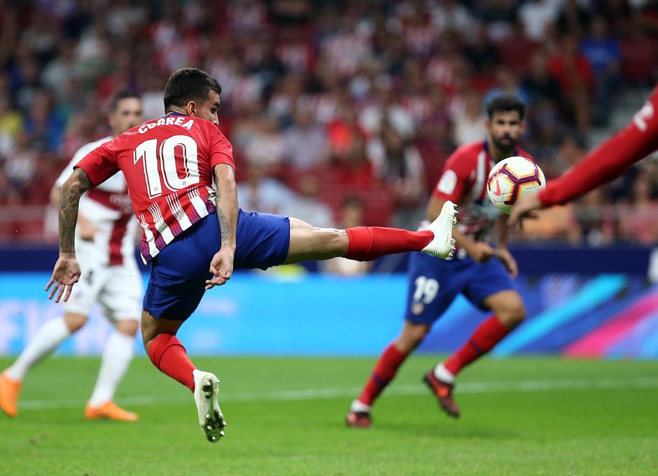 Temporada 2018-2019 | Atlético de Madrid- SD Huesca | Correa