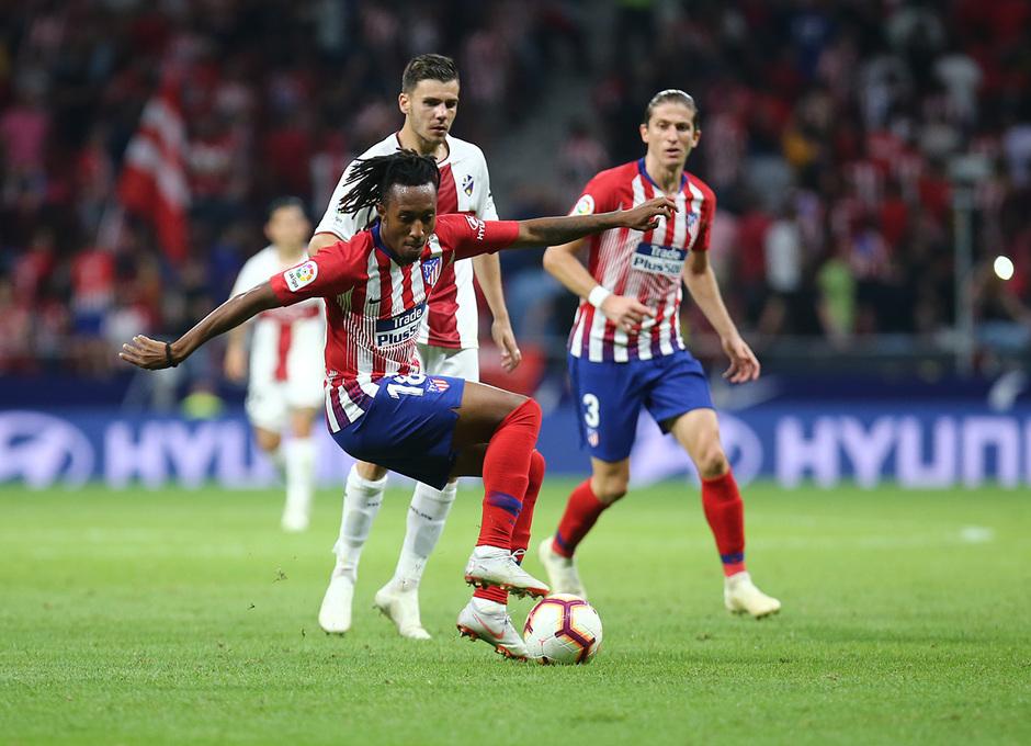 Temporada 2018-2019 | Atlético de Madrid- SD Huesca | Gelson Martins