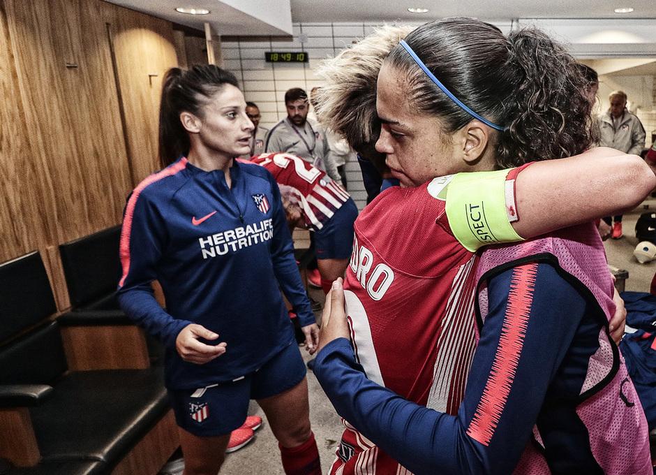 Temporada 18/19 | La otra mirada Manchester City - Atlético de Madrid Femenino | Falcón