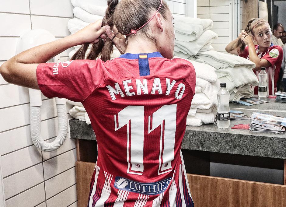 Temporada 18/19 | La otra mirada Manchester City - Atlético de Madrid Femenino | Menayo