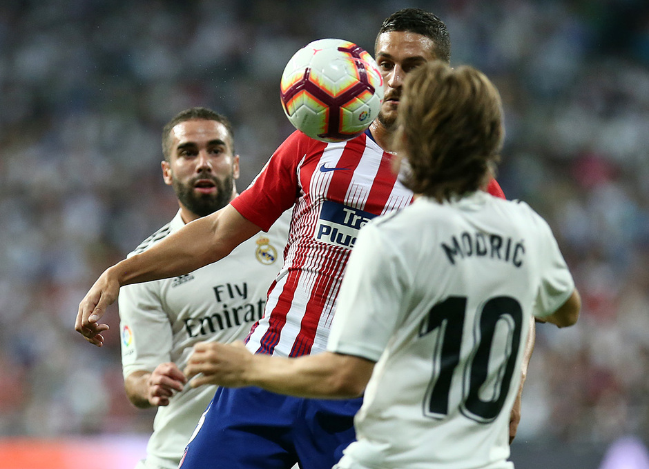 Temporada 2018-2019 | Real Madrid -Atlético de Madrid | Koke