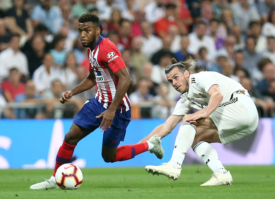 Temporada 2018-2019 | Real Madrid -Atlético de Madrid | Lemar