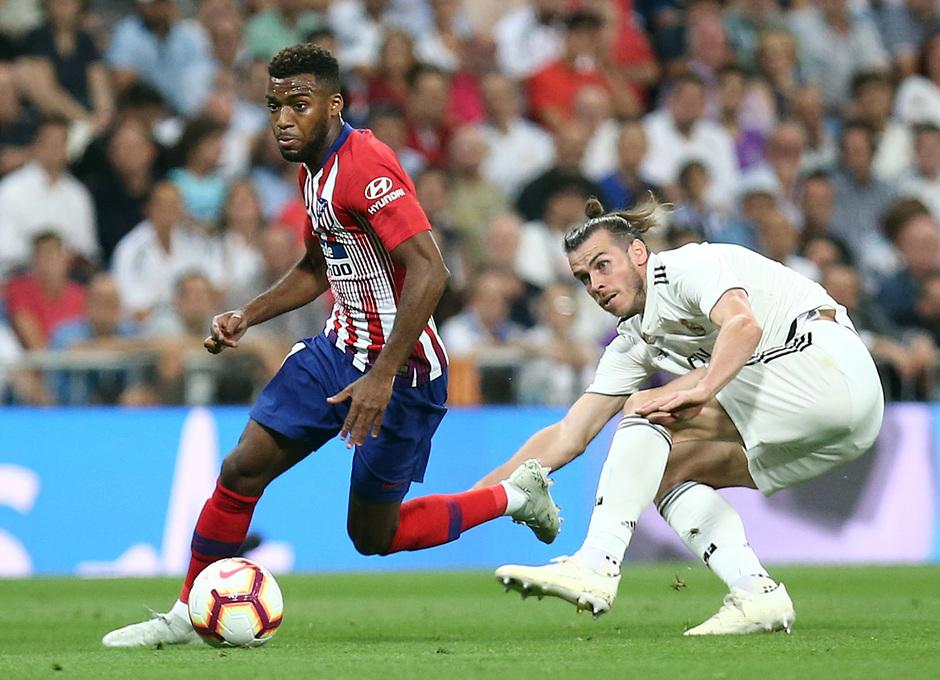Temporada 2018-2019   Real Madrid -Atlético de Madrid   Lemar